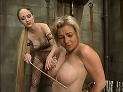 Chantra punishes Seven, water, strapon, rimming, caning, spanking
