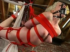 Lorelei Lee and Seven get the beating of their lives.