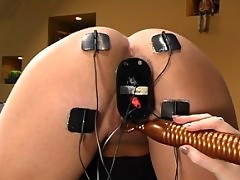 Jenni Lee is an orgasmic machine with a high tolerance for pain.